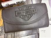 HARLEY DAVIDSON Wallet LEATHER WALLET